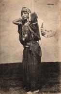 ALGERIE - FEMME - BEDOUINE - Algeria