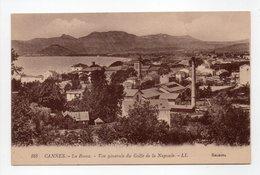 - CPA CANNES (06) - La Bocca - Vue Générale Du Golfe De La Napoule - Publicité VARALDI - Editions Lévy 168 - - Cannes