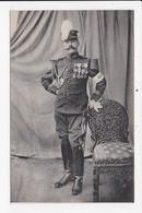 CARTE PHOTO MILITARIA Militaire Decoré - Personnages