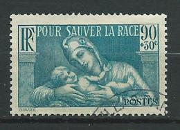 FRANCE 1939 . N° 419  Oblitéré . - France