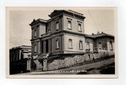 - CPSM COLOMBIE - FACHADA PREMIADA EN ELANO DE 1919 - - Colombie