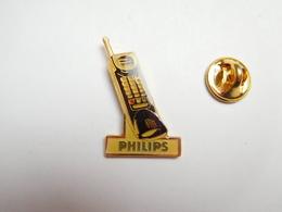 Beau Pin's , Marque Téléphone Philips , Télécom - France Telecom