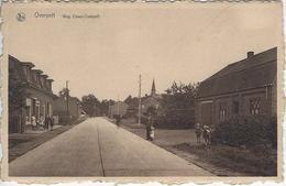 Overpelt    Weg  Eksel-Overpelt.   -   1956   Naar  Ledeberg - Overpelt