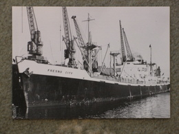 REARDON SMITH FRESNO CITY IN CARDIFF 1947 - MODERN - Cargos
