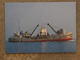 GRASSENDALE DREDGER - Cargos