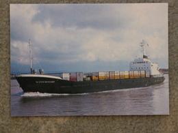 ULSTER MERCHANT CONTAINER SHIP - Cargos