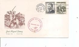 Cuba ( FDC De 1958 à Voir) - FDC