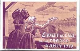 54 NANCY - Carte Souvenir Du Circuit De L'Est 1910 - Nancy