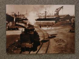 BRITISH RAIL DEUCALION AT SHIELDHALL - MODERN - Ferries