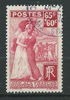 FRANCE 1938 . N° 401  Oblitéré . - France