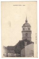 54 Charency Vezin église Edit Naudin - Francia