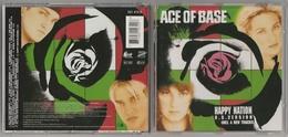 Musique Music POP Ace Of Base CD: Happy Nation US Version Incl 4 New Tracks Y Compris 4 Nouvelles Pistes TBE - Disco, Pop