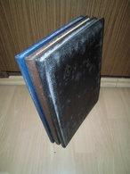 Sammlung CSFR Tschechoslowakei 1916-1966 Meist Gestempelt In 3 Alben (40008) - Tschechoslowakei/CSSR