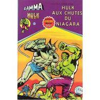 Lots De Plusieurs Bds HULK (aredit, Artima, Gamma Etc... ) - Books, Magazines, Comics