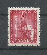 SARRE YVERT   252   MNH  ** - 1947-56 Ocupación Aliada