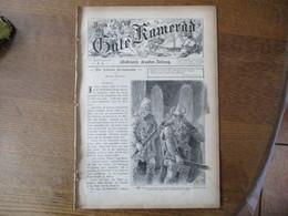 DER  GUTE KAMERAD 1896 N°4 - Kinder- & Jugendzeitschriften