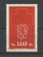 SARRE YVERT   305    MNH  ** - 1947-56 Ocupación Aliada