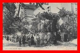 CPA (47) DOUDRAC.  L'école, Animé...D255 - France