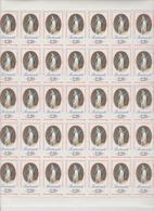 Faciale 12,20 Eur ; Feuille De 40 Tbs à 2.20 Fr N° 2575 (cote 40 Euros) - Feuilles Complètes