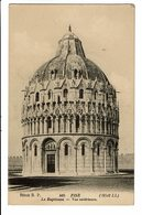 CPA - Carte Postale -Italie - Pisa- Le Batistère VM2108 - Pisa