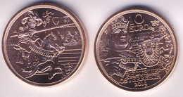 """10 Euro 10€ - Münze Kupfer Aus 2019, """"Ritterlichkeit"""" UNC - Oesterreich"""
