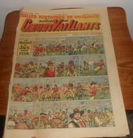 Coeurs Vaillants. N°8. Dimanche 23 Février 1947. - Otros