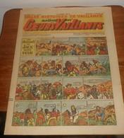Coeurs Vaillants. N°7. Dimanche 16 Février 1947. - Newspapers