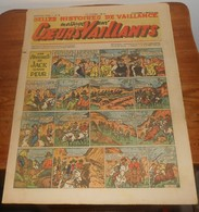 Coeurs Vaillants. N°6. Dimanche 9 Février 1947. - Newspapers
