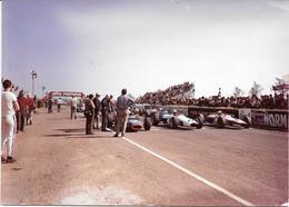 MAGNY-COURS (Nievre) CIRCUIT DEPART F3 - PUB ALFA ROMEO - Photo Originale 1967 Barbet / COMBIER CIM Imp à Macon - Automobilismo - F1
