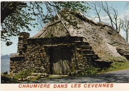CHAUMIERE  DANS LES  CEVENNES Au Toit De Chaume - Auvergne
