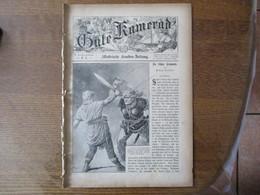 DER  GUTE KAMERAD 1896 N°7 - Kinder- & Jugendzeitschriften