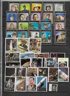 Umm Al Qiwain - Collection - Timbres Oblitérés/neufs - 10 Scans - Umm Al-Qiwain