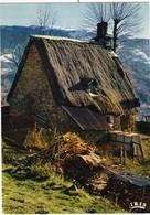 AUVERGNE: Un Vieux  Buron  Edit: Cap-THEOJAC  15/499  Neuve - Auvergne