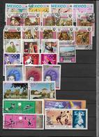 Yemen - Collection - Timbres Oblitérés - 7 Scans - Yemen