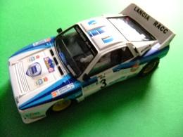 SCALEXTRIC LANCIA RALLY 037 Sin Motor - Circuitos Automóviles