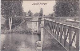 52. BOLOGNE. Le Pont-Canal Et La Marne - France