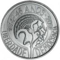 Portugal 5€uro  - 45 Anos Do 25 De Abril - 2019 UNC - Portugal