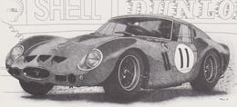 FERRARI 250 GT0 1961 ( S.FIORESI ) - Le Mans