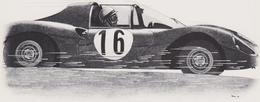 FERRARI DINO 206 S 1966 ( S.FIORESI ) - Le Mans