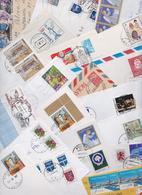 LETTONIE - LATVIA - LATVIJA - Beau Lot Varié De 223 Enveloppes Timbrées Et Entiers Postaux - Cover - Postal Stationery - Lettonie