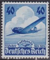 Deutsches Reich  .   Michel      .    603    .    *   .      Ungebraucht    .  /   .   Mint-hinged - Deutschland