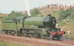 1960s To 1980s BRITISH RAILWAY /  4-4-0  NO 246, MORAYSHIRE CLASS D49/1 - Eisenbahnen