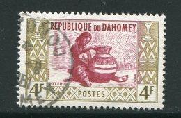 DAHOMEY- Y&T N°162- Oblitéré - Bénin – Dahomey (1960-...)
