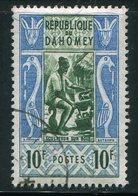 DAHOMEY- Y&T N°164- Oblitéré - Bénin – Dahomey (1960-...)