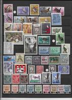 Thème Oiseaux - Yougoslavie -  Neufs **/* - Collections, Lots & Séries