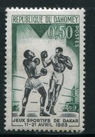 DAHOMEY- Y&T N°192- Neuf Avec Charnière * (boxe) - Bénin – Dahomey (1960-...)
