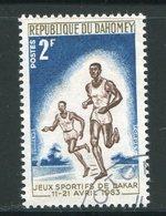 DAHOMEY- Y&T N°194- Oblitéré - Bénin – Dahomey (1960-...)