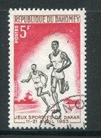 DAHOMEY- Y&T N°195- Oblitéré - Bénin – Dahomey (1960-...)