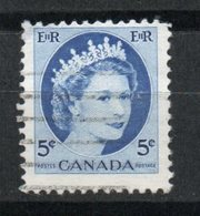 Ref: 1318. Canadá. 1961. Isabel II - 1952-.... Reinado De Elizabeth II