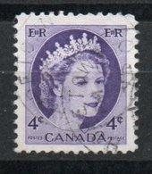 Ref: 1319. Canadá. 1956. Isabel II - 1952-.... Reinado De Elizabeth II